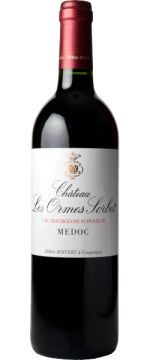 Ch Les Ormes Sorbet bottle