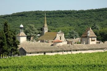 Chartreuse de Valbonne, Côtes du Rhône