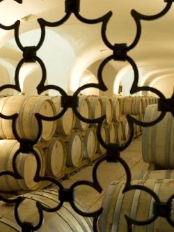 Chêne Bleu - barrel cellar