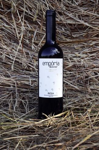 Emporia Ekho - 2009 tinto bottle 3