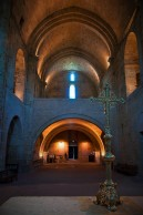 Maguelone cathedral - int.