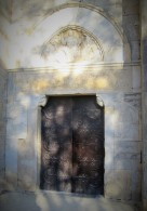 Maguelone cathedral - door