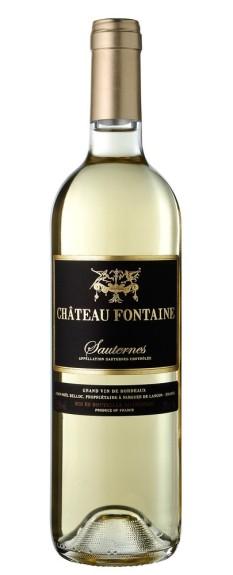 Ch FONTAINE+SAUTERNES